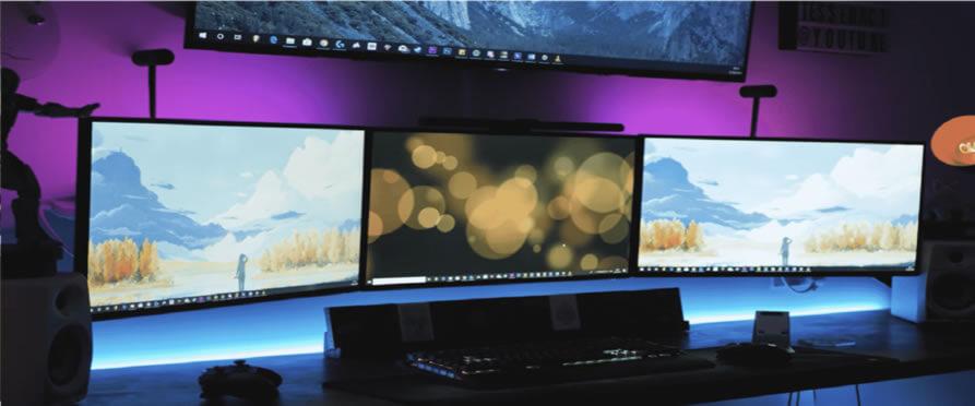 Cuantas pantallas necesitas para programar